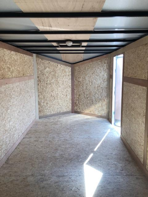 2020 Stealth Mustang 6X12 Enclosed Trailer $2850