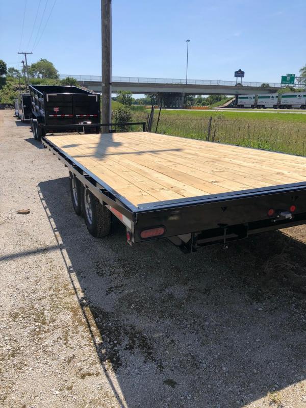 "2020 Quality Steel 102"" 26' 14K GVWR Flatbed Trailer $5540"
