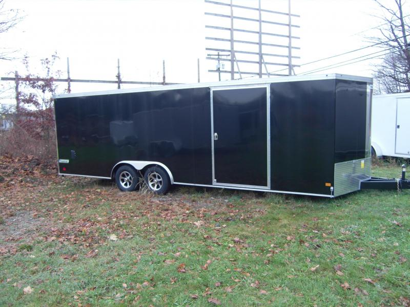 2018 Haulmark TSTV85X24WT2 Car Trailer