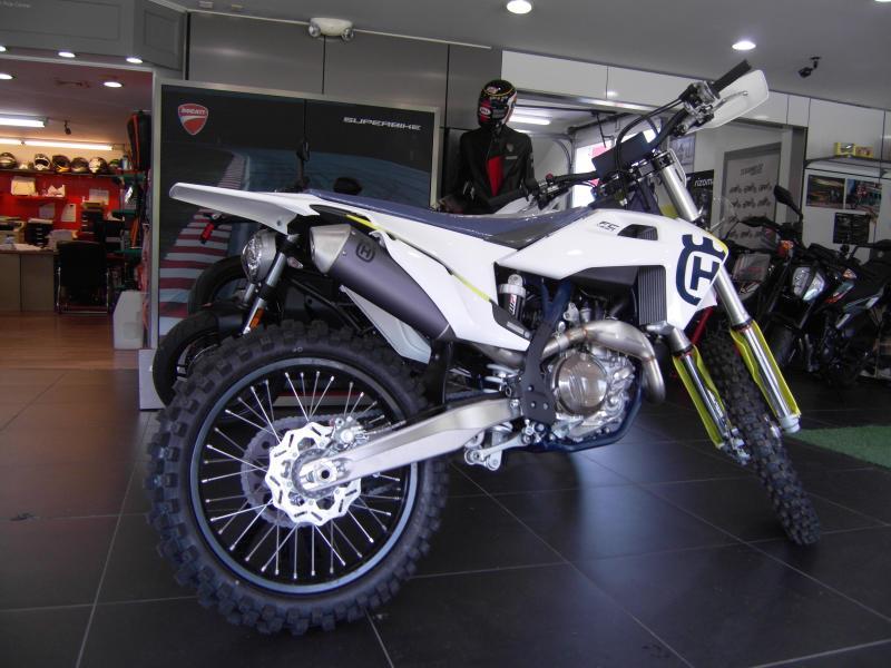 2019 Husqvarna FC 450