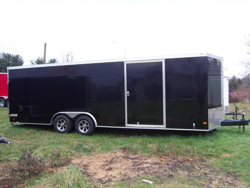 2018 Haulmark TSTV85X24WT3 Car / Racing Trailer