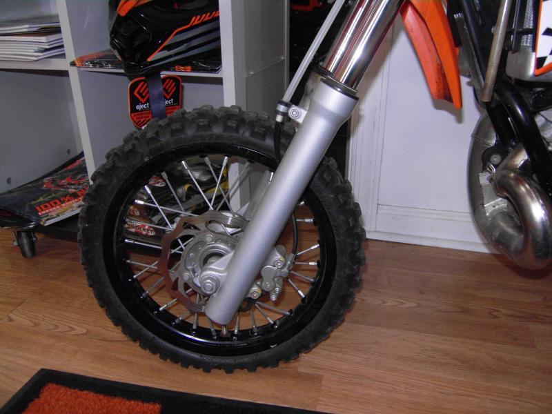 2011 KTM 50 SX