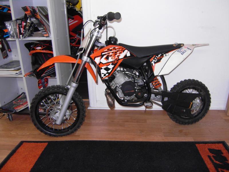 2011 KTM 50 SX | Motofit ATvs, Motorcycles and Trailers in