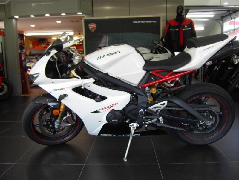 2012 Other Daytona 675R