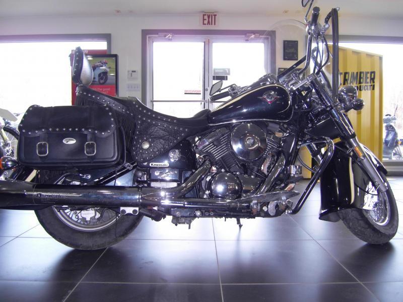 2002 Kawasaki Vulcan Drifter 800