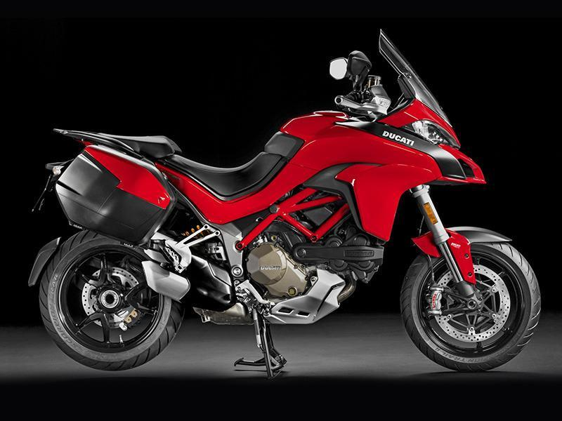 2016 Ducati Multistrada 1200 | $13995 Below Dealer Invoice!