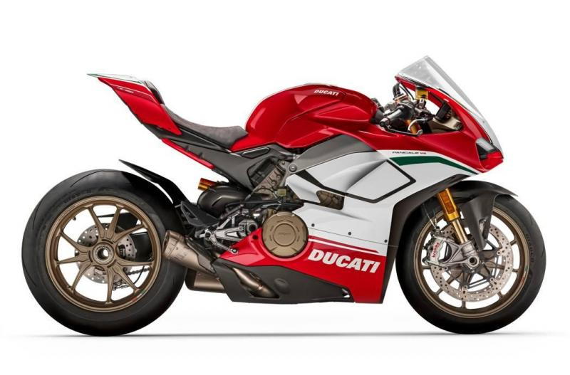 2018 Ducati Panigale V4 Speciale #473