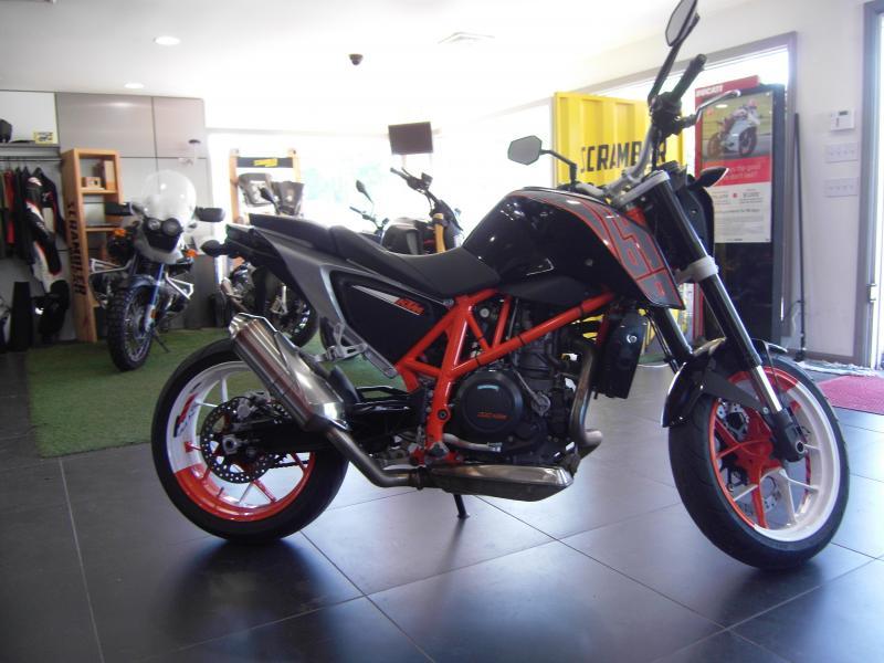 2013 KTM DUKE Motorcycle