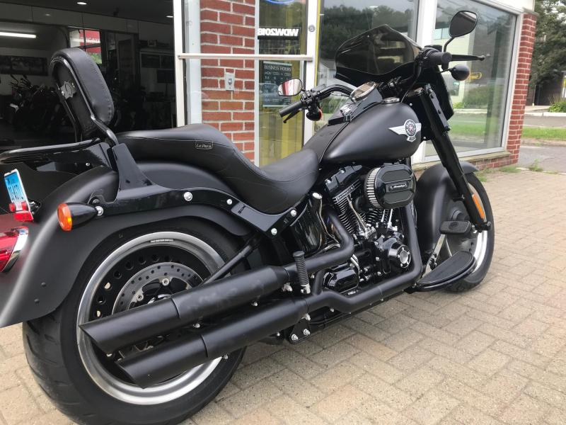 2016 Harley Davidson FLSTFBS FAT BOY S