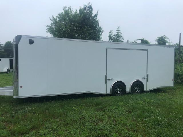 2019 Alcom Stealth 8X28 Car / Racing Trailer