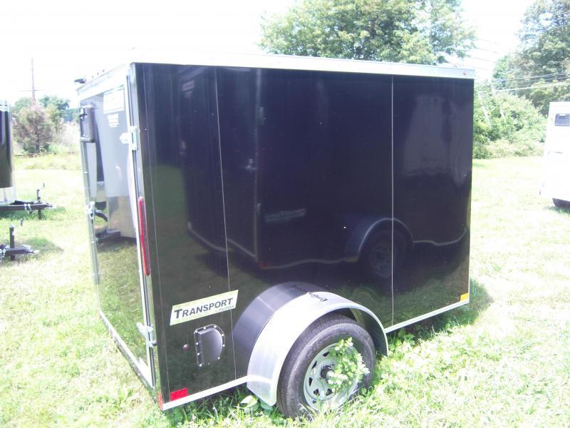 2019 Haulmark TSV58S2 Enclosed Cargo Trailer