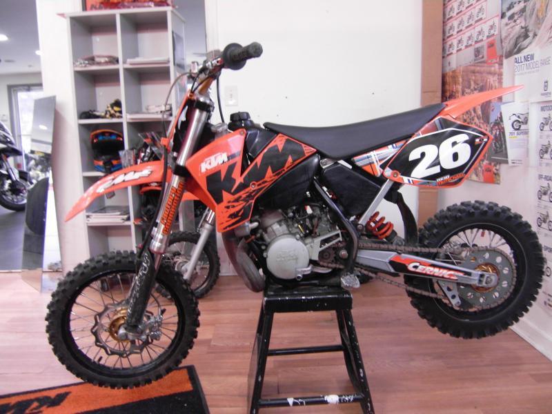 2007 KTM 65 SX