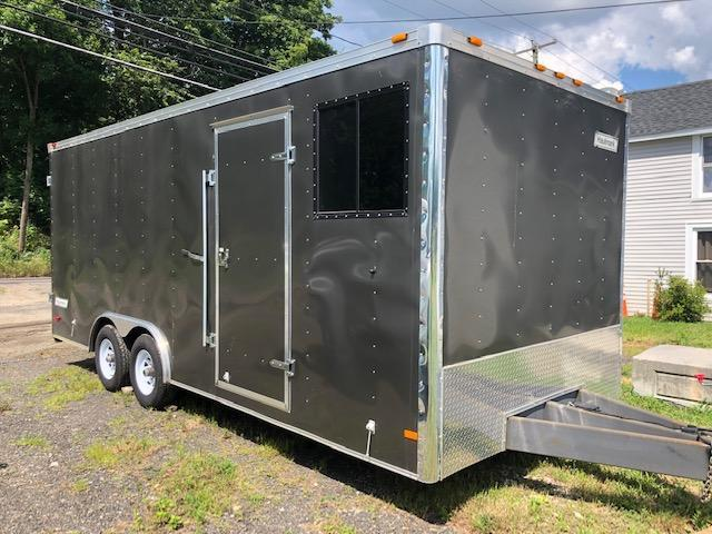 2015 Haulmark 8.5' x 20' Job Site Trailer