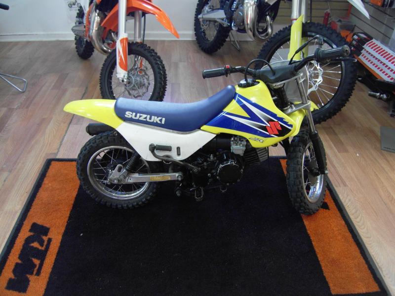 2006 Suzuki JR50