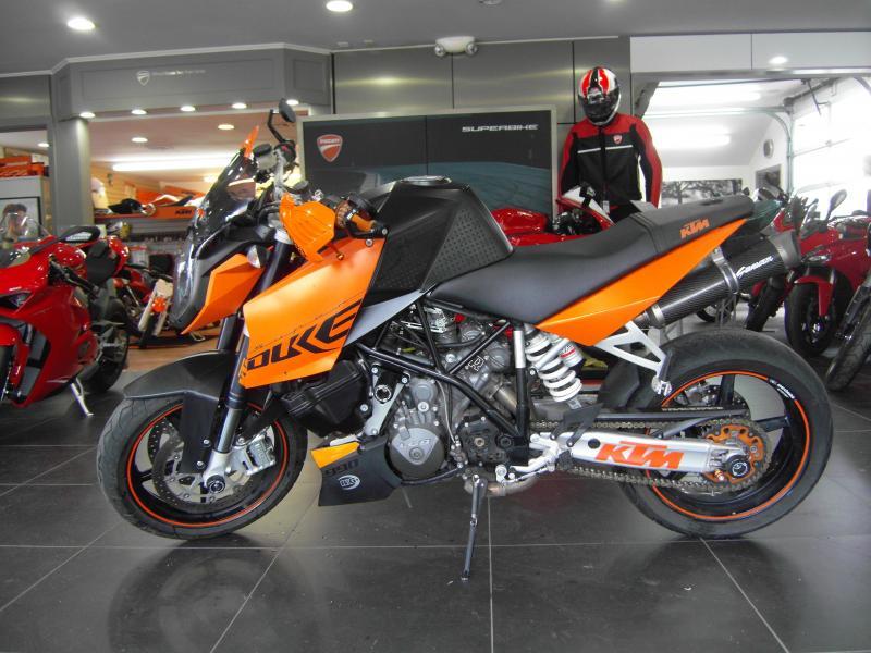 2008 KTM 990 Supderduke