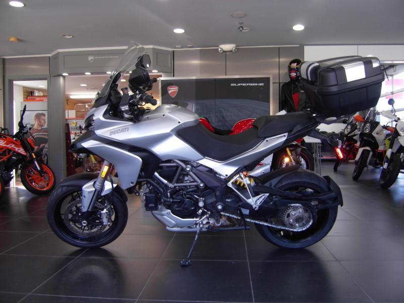 2014 Ducati Multistrada 1200 S T
