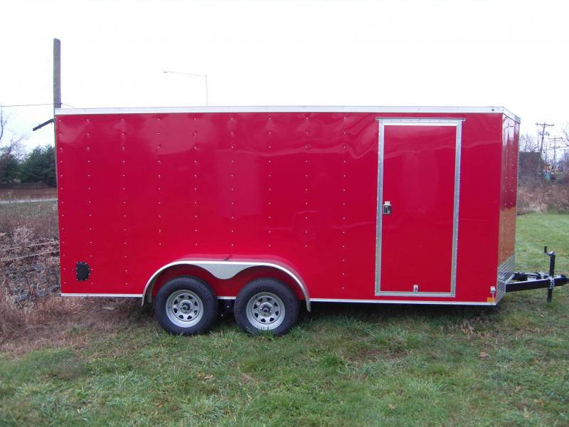 2019 Haulmark HMVG716T Enclosed Cargo Trailer
