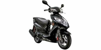2013 Kymco Movie 150 Scooter