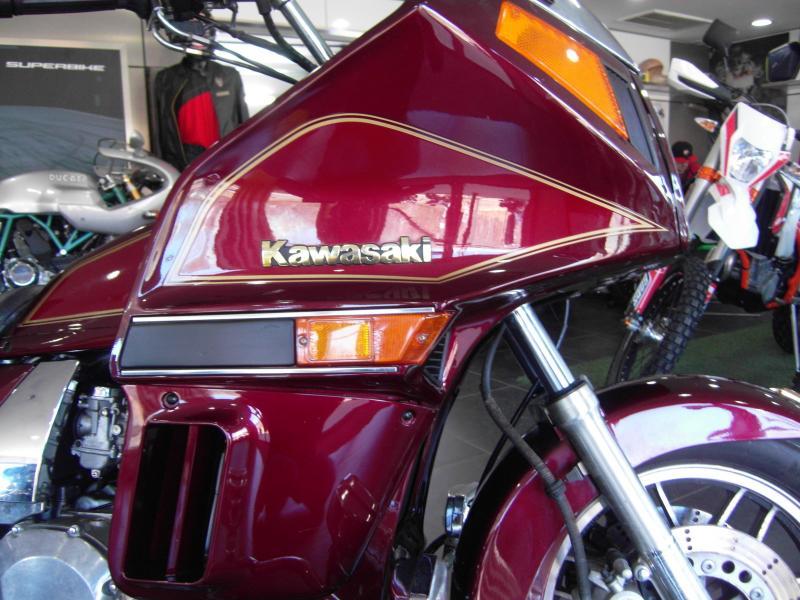 1986 Kawasaki Voyager XII ZG1200