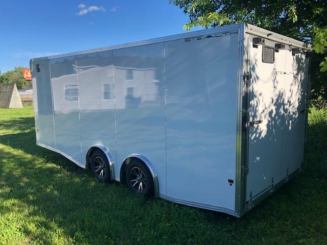 2019 Alcom-Stealth Stealth 8X20 Car / Racing Trailer