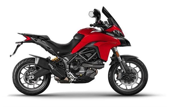 2017 Ducati Multistrada 950 W/$1000 Coupon!
