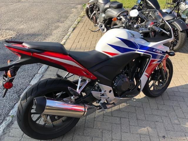 2014 Honda CBR500R Motorcycle
