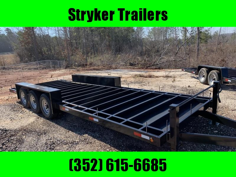 2019 Stryker Trailers THT 98x24 21K BP Tiny House Trailer