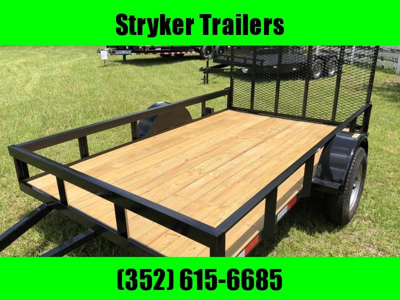 2019 Stryker Trailers 6X10 Utility Trailer