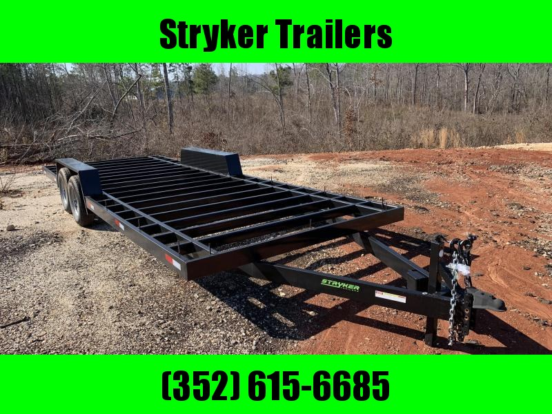2019 Stryker Trailers THT 102x24 14K Tiny House Trailer
