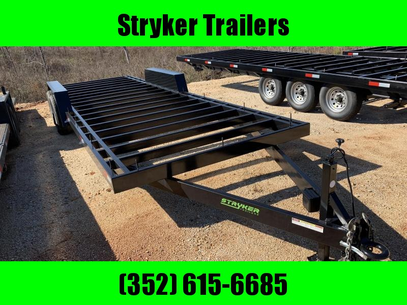 2019 Stryker Trailers THT 96x24 10K Tiny House Trailer