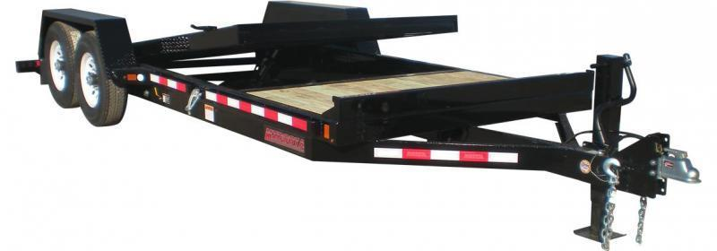 2019 Midsota TBWB-22 Equipment Tilt Trailer