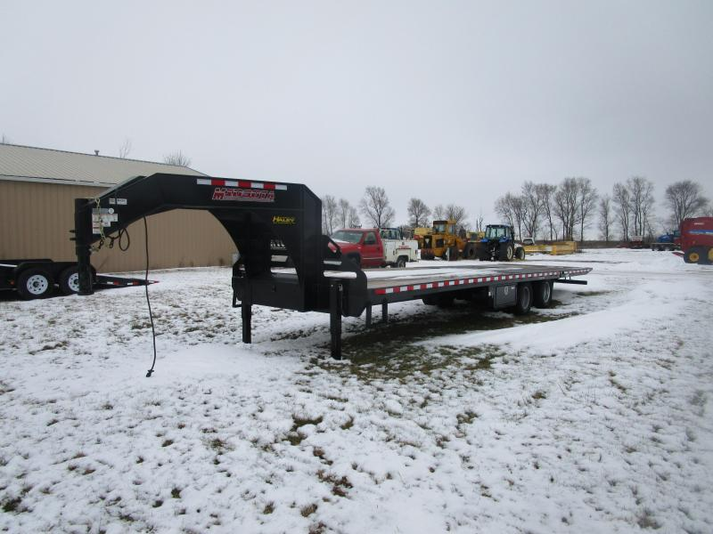 2018 Midsota FB32-GN Flatbed Trailer