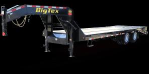 2019 Big Tex 22GN-30 Equipment Trailer