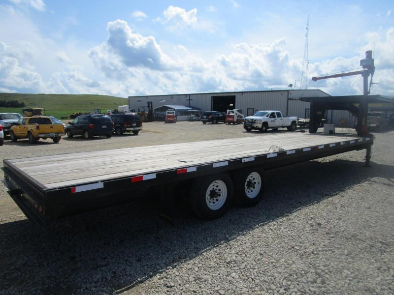 2013 Hull 30 GN Flatbed Trailer
