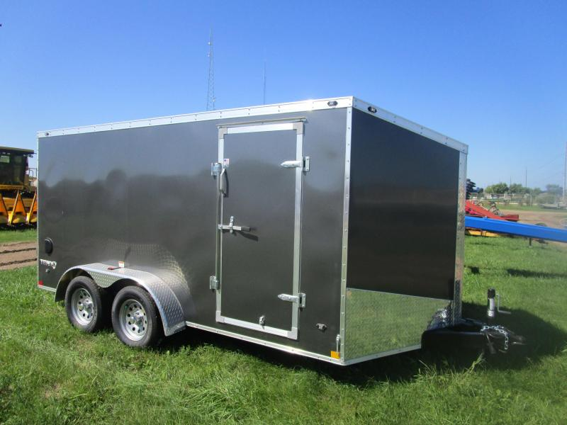 2019 Stealth STT714 Enclosed Cargo Trailer