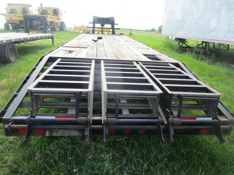 2007 Route 2 30 GN Flatbed Trailer