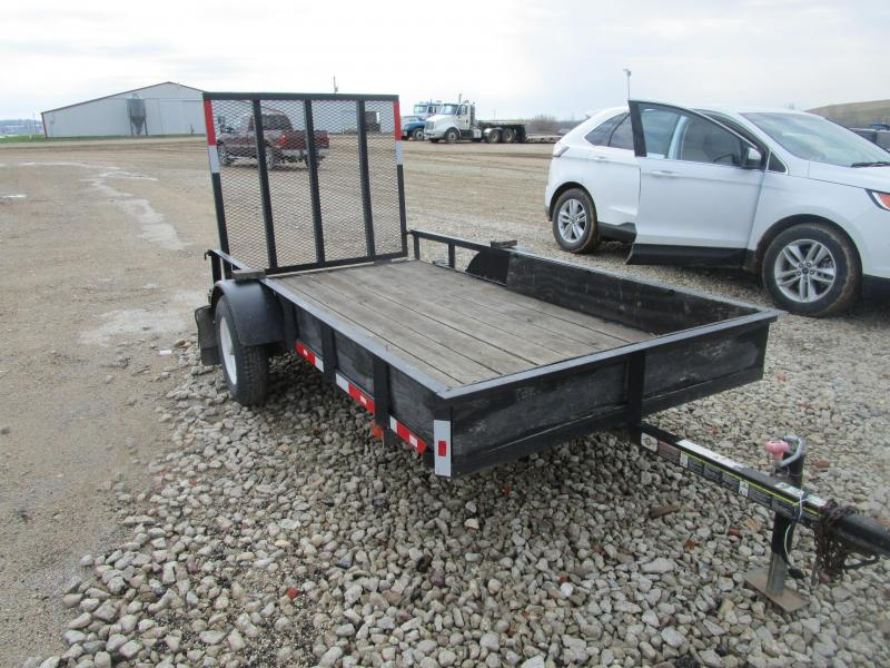 2009 Carry-On 5x10 Utility Trailer