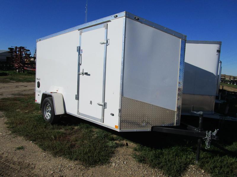 2017 Stealth STSE612 Cargo Trailer