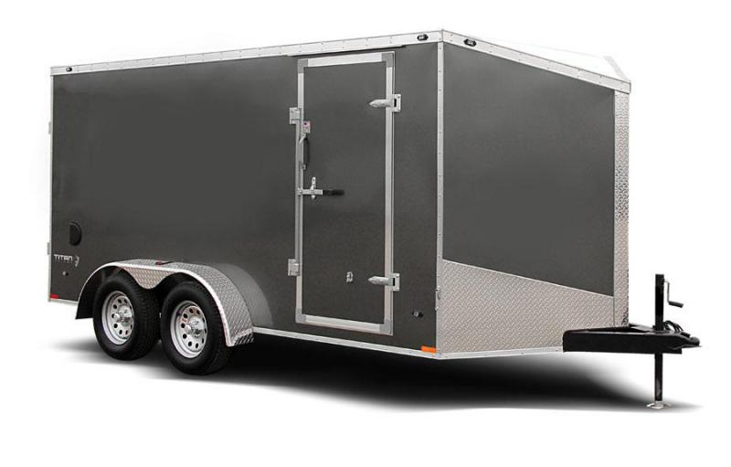 2020 Stealth Trailers smse716 Enclosed Cargo Trailer