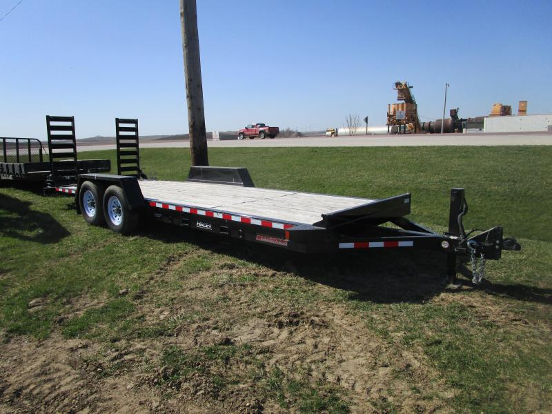 2015 Midsota ST-22 Equipment Trailer