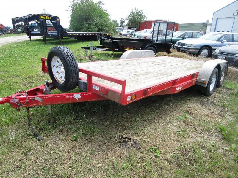 2009 PJ Trailers 18 Car / Racing Trailer