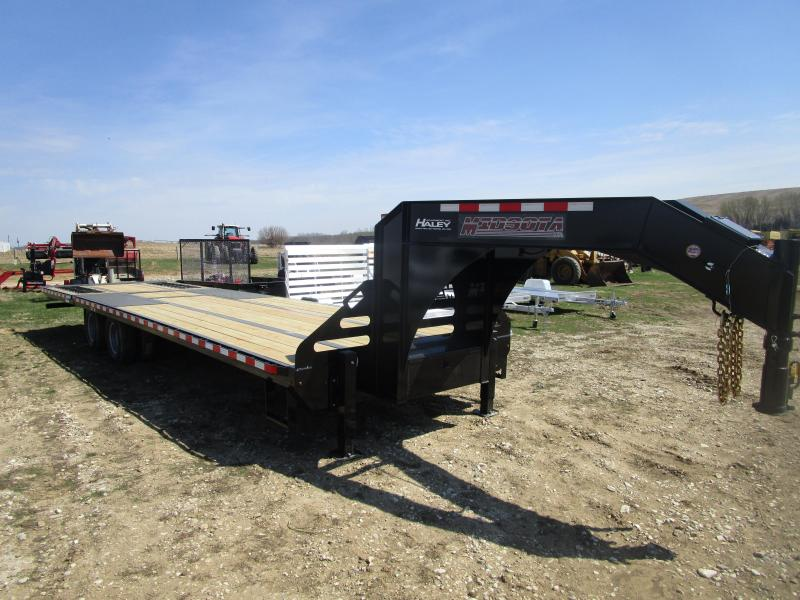 2019 Midsota FB32-GN Flatbed Trailer