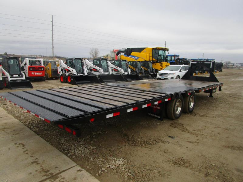2018 PJ Trailers 30 GN Flatbed Trailer