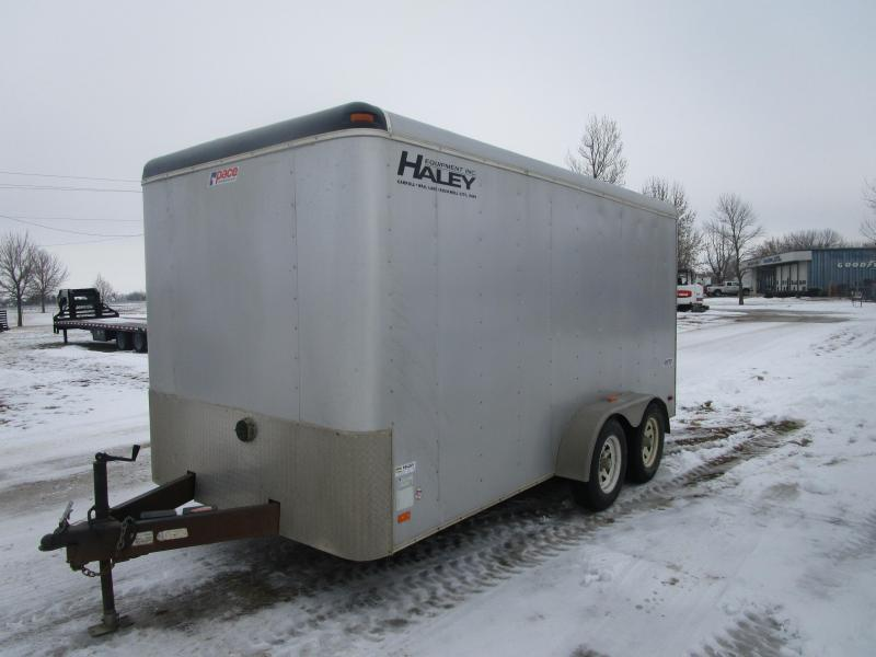 2011 Pace JT714TA Enclosed Cargo Trailer