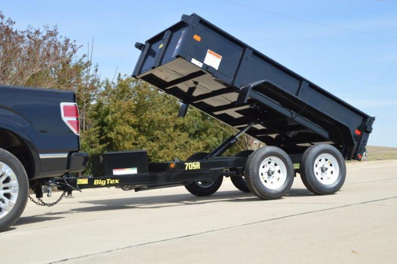 2019 Big Tex 70SR-10 Dump Trailer