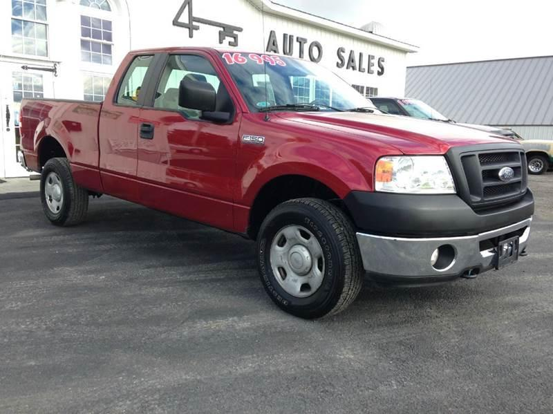 2008 Ford F 150 5 4l V8 Trailers For Sale Near Me