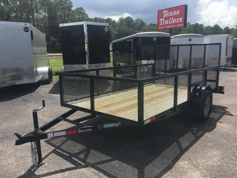 "LM61235 TEXAS TRAILERS 6'4""X12' LAWN MAINTENANCE TRAILER in Ashburn, VA"