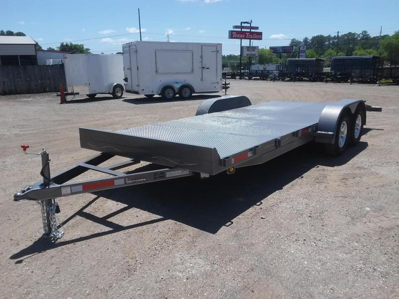 CH2010 TEXAS TRAILERS 20' CAR HAULER W/ CUSTOM OPTIONS in Ashburn, VA