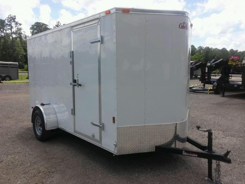 GANS612SA CARGO MATE 6 X 12 ENCLOSED CARGO TRAILER  in Ashburn, VA