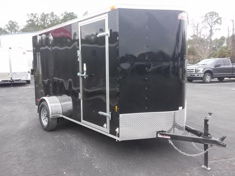 GANS612SA CARGO MATE 6 X 12 ENCLOSED CARGO TRAILER  in Ashburn, VA